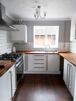 Thumbnail Property to rent in Valley Gardens, North Walsham