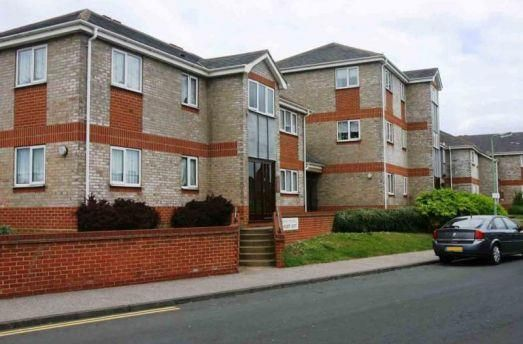 Thumbnail Flat to rent in Crown Meadow Court, Love Road, Lowestoft