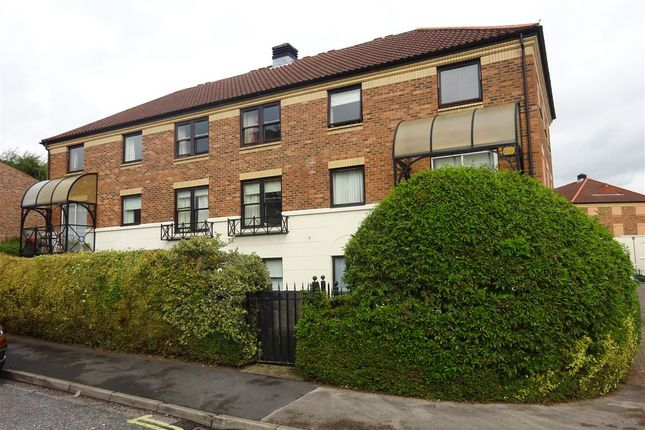 Thumbnail Flat for sale in Postern Close, Bishophill, York