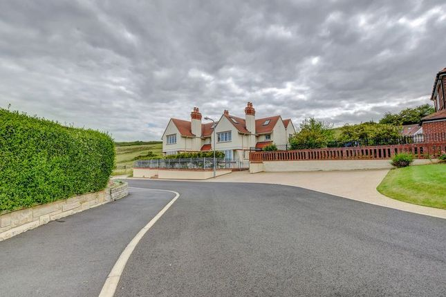 Thumbnail Semi-detached house to rent in Meadowfields, Sandsend, Whitby