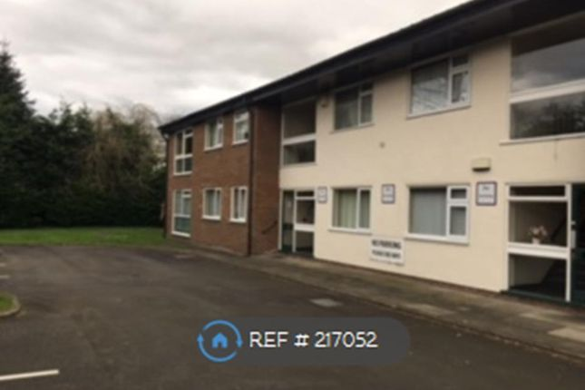 Thumbnail Flat to rent in Canterbury Road, Manchester