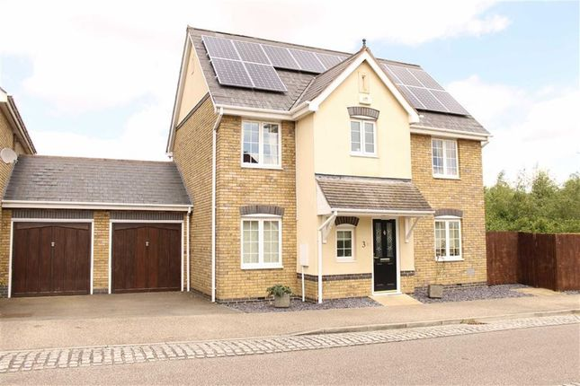 Thumbnail Detached house to rent in Carisbrooke Way, Kingsmead, Milton Keynes