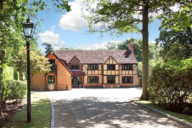 Detached house for sale in Pyebush Lane, Beaconsfield, Bucks