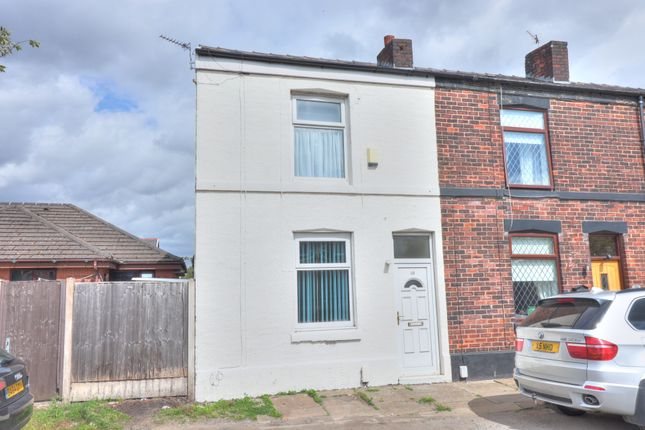 Front of Coomassie Street, Radcliffe, Manchester M26
