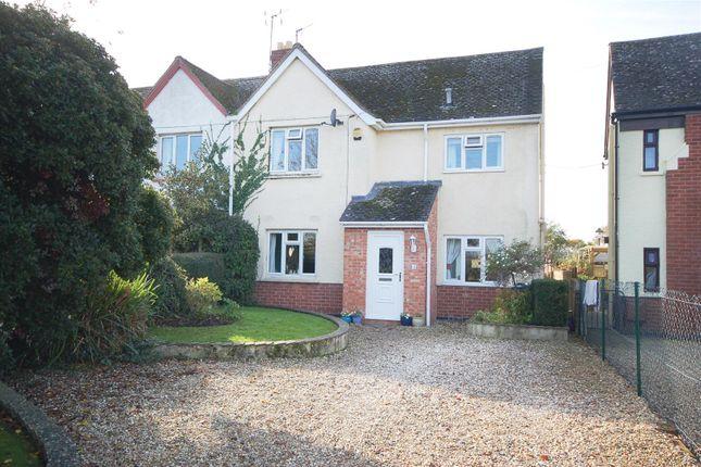 Thumbnail Semi-detached house for sale in St. Johns Road, Slimbridge, Gloucester