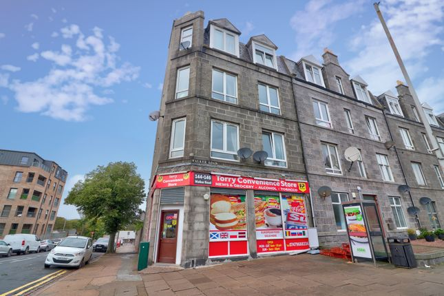 Thumbnail Flat for sale in Grampian Place, Aberdeen