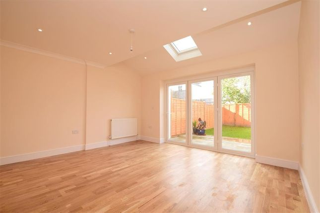 Thumbnail Terraced house for sale in Whippingham Road, Brighton