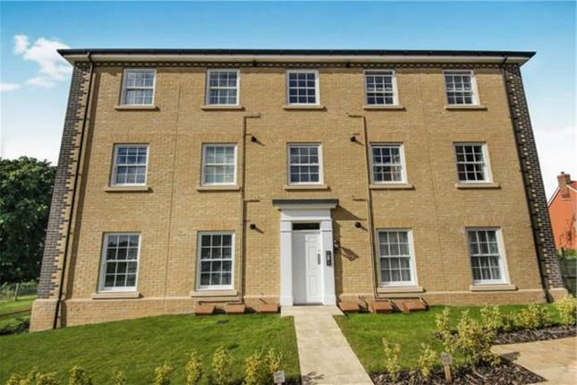 Thumbnail Flat for sale in Vanguard Chase, Costessey, Norwich