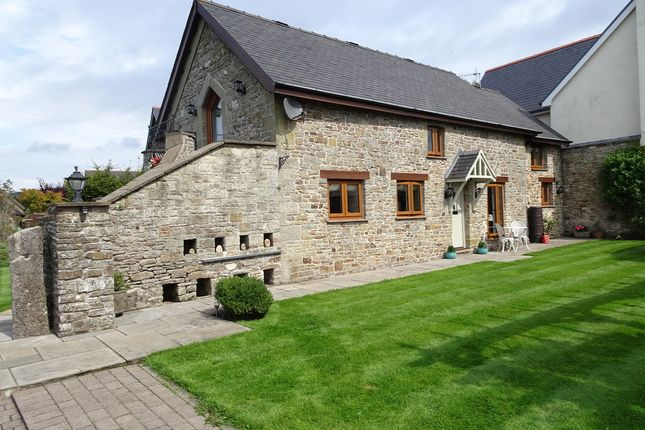 Thumbnail Barn conversion for sale in The Granary, Eglwys Nunnydd, Margam