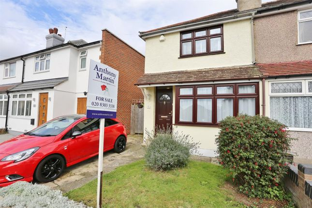 Thumbnail Semi-detached house for sale in Grosvenor Road, Bexleyheath