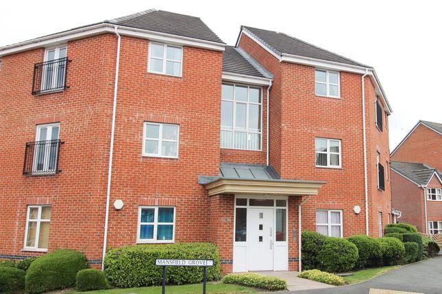 Thumbnail Flat to rent in Blithfield Way, Norton, Stoke-On-Trent
