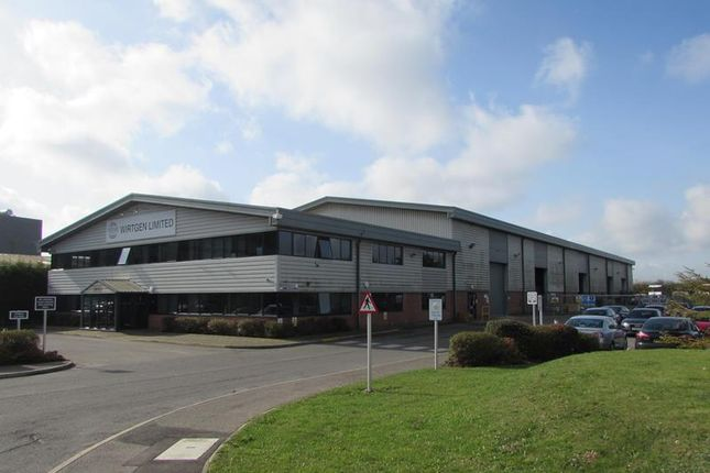 Thumbnail Light industrial for sale in Reinhard House, Paving Way, Whisby Road, Lincoln, Lincolnshire