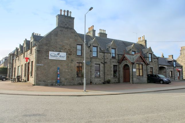 Thumbnail Hotel/guest house for sale in Station Hotel, Station Road, Maud, Aberdeenshire