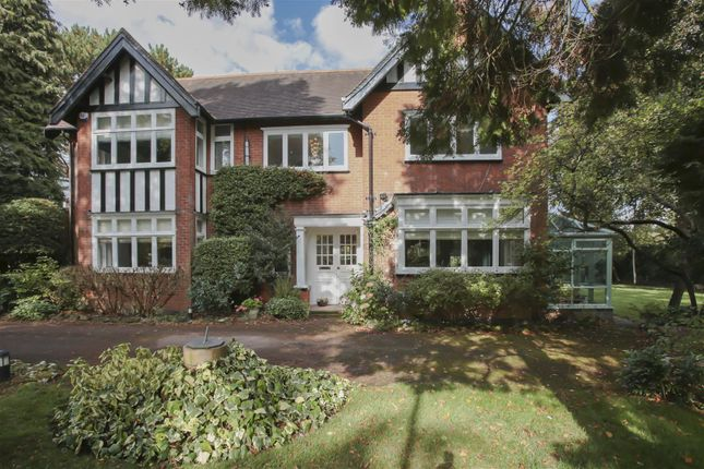 Thumbnail Detached house for sale in Knighton Grange Road, Stoneygate, Leicester