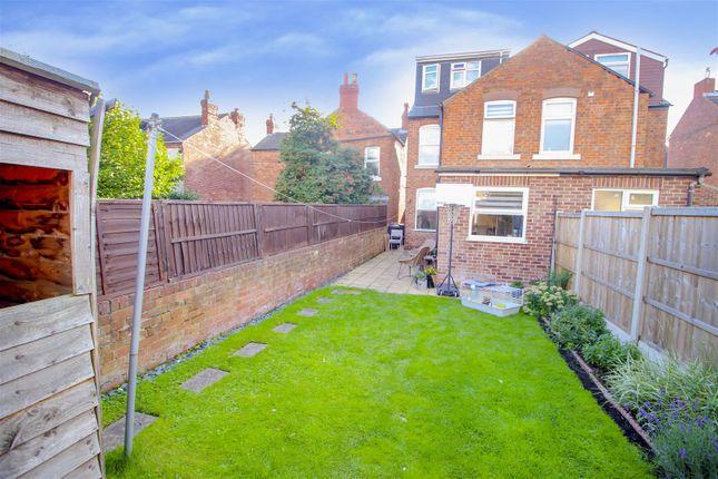 Garden of Birley Street, Stapleford, Nottingham NG9