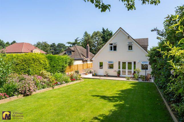 Thumbnail Detached house for sale in Grange Lane, Roydon, Harlow