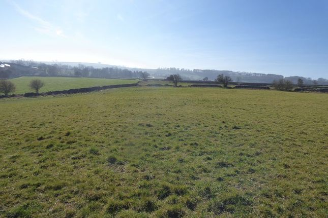 Thumbnail Land for sale in Off Stanedge Road, Bakewell