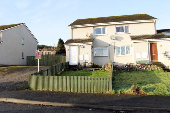 Thumbnail Flat for sale in Glengarry Road, Inverness