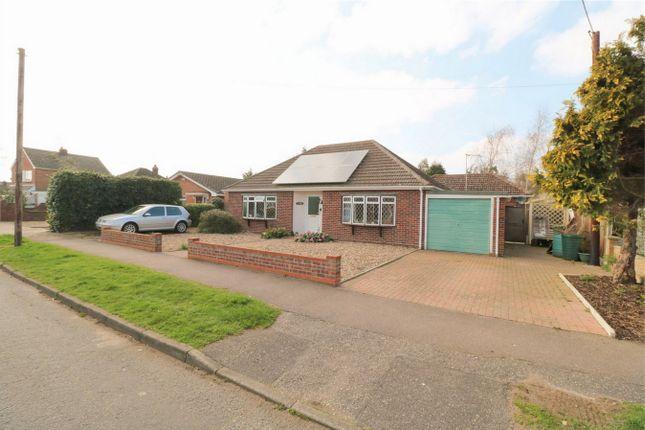 Thumbnail Detached bungalow for sale in Ernest Road, Wivenhoe, Colchester, Essex