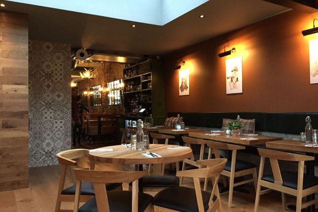 Thumbnail Restaurant/cafe for sale in Kentish Town Road, Camden, London