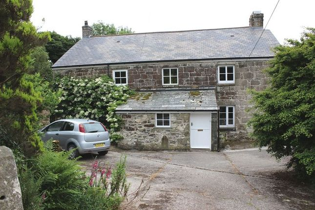 Thumbnail Detached house for sale in Barton Lane, Central Treviscoe, St. Austell