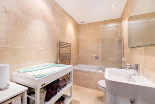 Bathroom of Marjorie Grove, Battersea, London SW11
