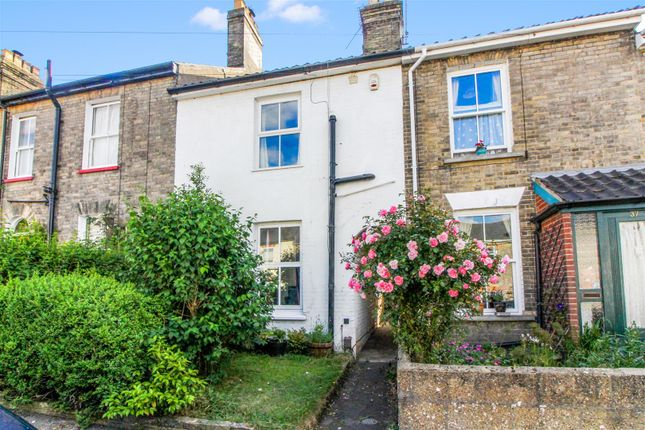 Thumbnail Terraced house for sale in Havelock Road, Norwich