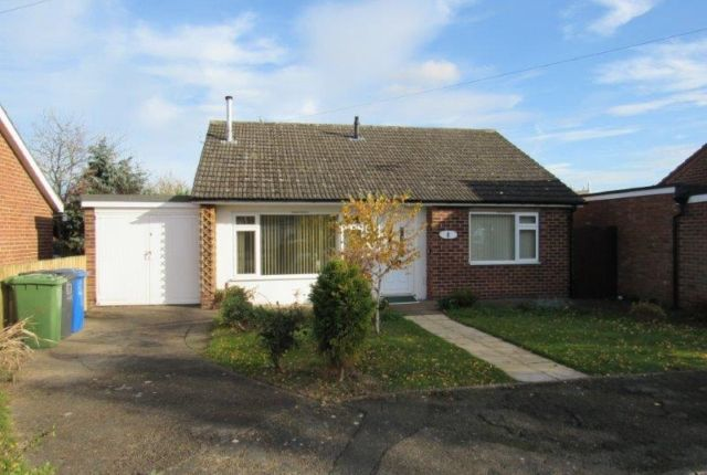Thumbnail Bungalow to rent in Brookfield Avenue, Nettleham, Lincoln