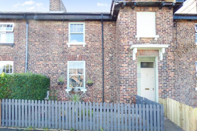 Thumbnail Terraced house for sale in Railway Houses, Eldon Lane, Bishop Auckland