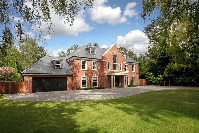Thumbnail Detached house for sale in Prince Consort Drive, Ascot, Berkshire