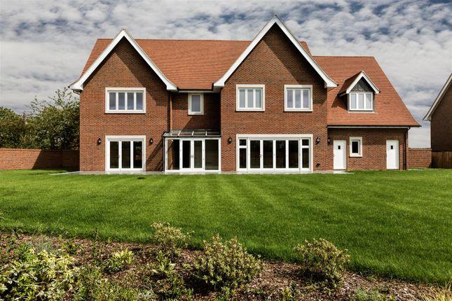 Thumbnail Detached house for sale in Bonham Grange, Church Road, Bulphan, Essex.