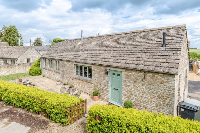 Thumbnail 2 bed barn conversion for sale in The Street, Leighterton, Tetbury