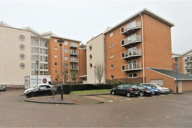 Thumbnail Flat for sale in Chandlery Way, Cardiff, Cardiff