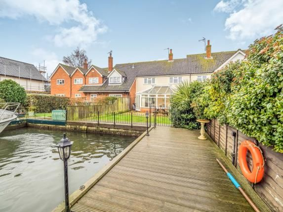 Thumbnail Terraced house for sale in Hoveton, Norwich, Norfolk