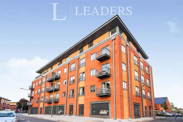 Thumbnail Flat to rent in Bridgeview House, Woodhouse Close, Worcester