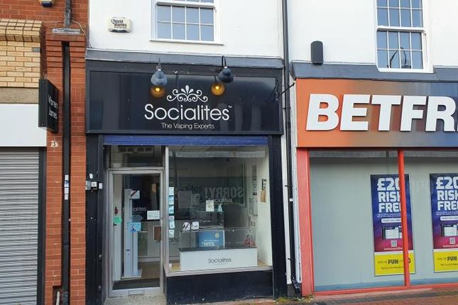 Thumbnail Retail premises to let in 21A, Queens Road, Nuneaton