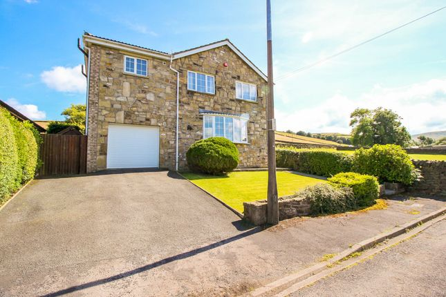 Thumbnail Detached house to rent in Laithe Avenue, Holmbridge, Holmfirth