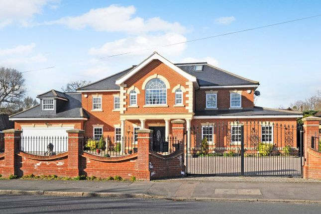 Thumbnail Detached house for sale in Herbert Road, Emerson Park, Hornchurch
