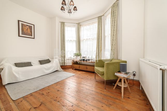 Thumbnail Flat to rent in Conyers Road, London