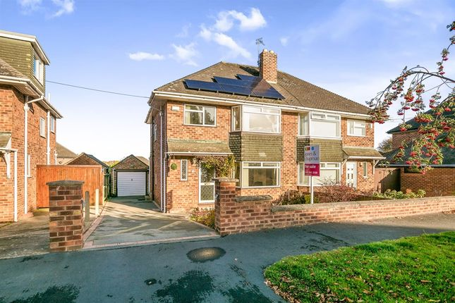 3 bed semi-detached house for sale in Ennisdale Drive, West Kirby, Wirral
