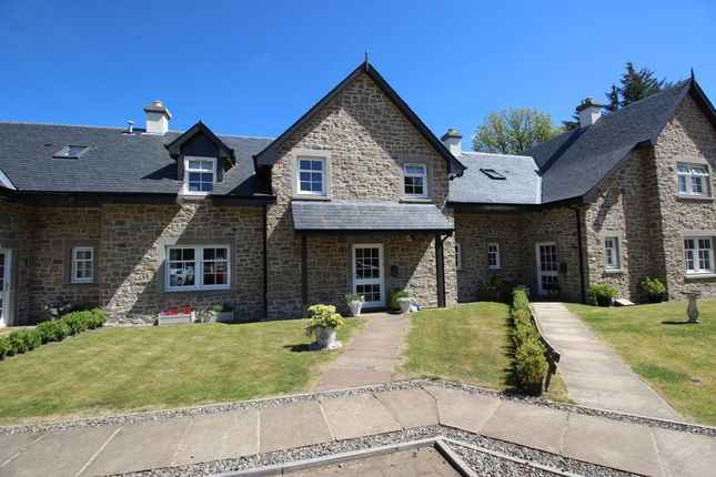 Thumbnail Terraced house to rent in Auchterarder