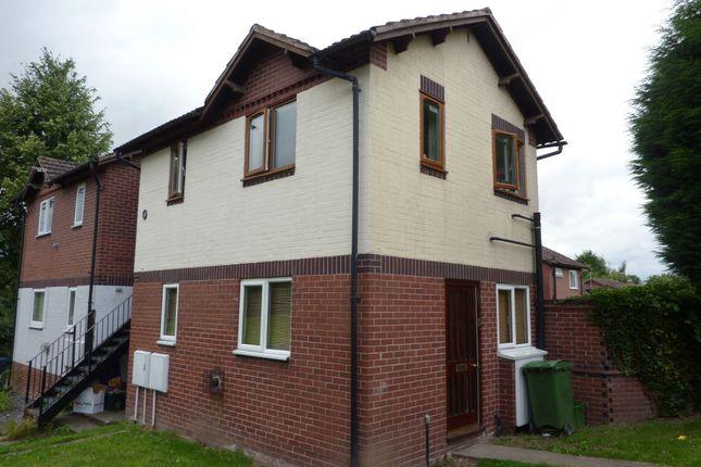 Studio to rent in The Paddocks, Bicton Heath, Shrewsbury SY3