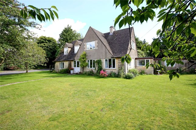 Thumbnail Detached house for sale in Brockley Acres, Eastcombe, Stroud, Gloucestershire