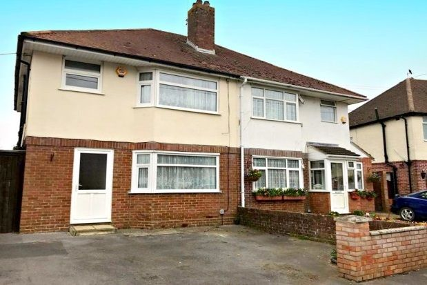 Thumbnail Property to rent in Parkside Avenue, Southampton