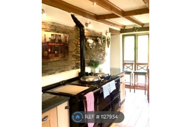 Thumbnail Detached house to rent in South Huish, Salcombe