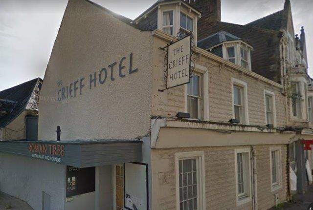 Thumbnail Leisure/hospitality for sale in Scrimgeour's Corner, West High Street, Crieff