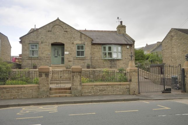 Thumbnail Bungalow for sale in Consett Road, Castleside, Consett