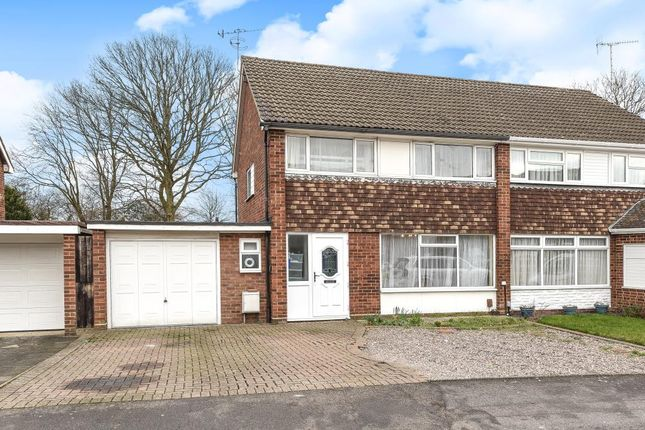 Thumbnail Semi-detached house to rent in Leverstock Green, Hemel Hempstead