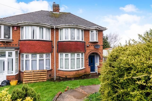 Thumbnail Semi-detached house for sale in Bristnall Hall Road, Oldbury, Birmingham, West Midlands