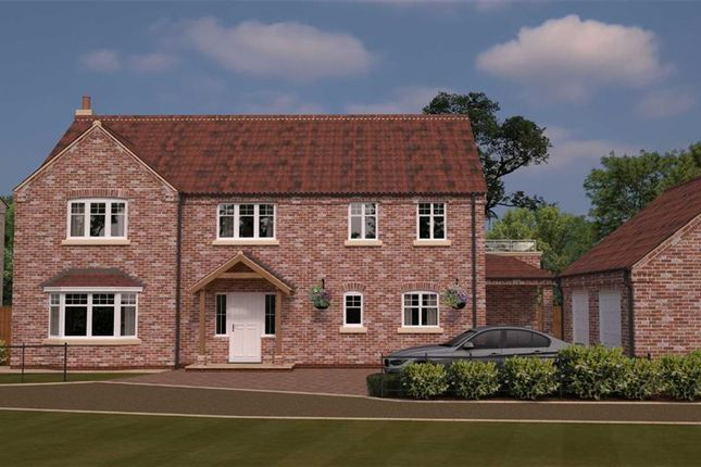 Thumbnail Property for sale in High Street, Brant Broughton, Lincoln
